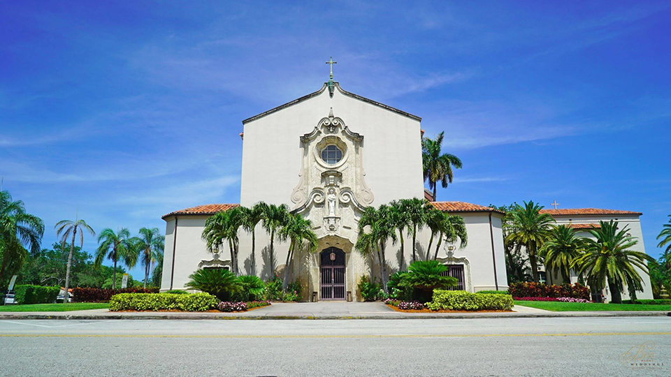 Comber Hall Best Miami Weddings