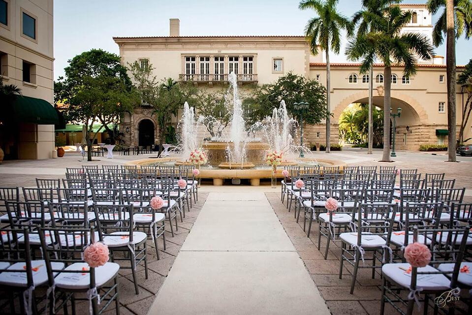 Douglas Entrance Best Miami Weddings