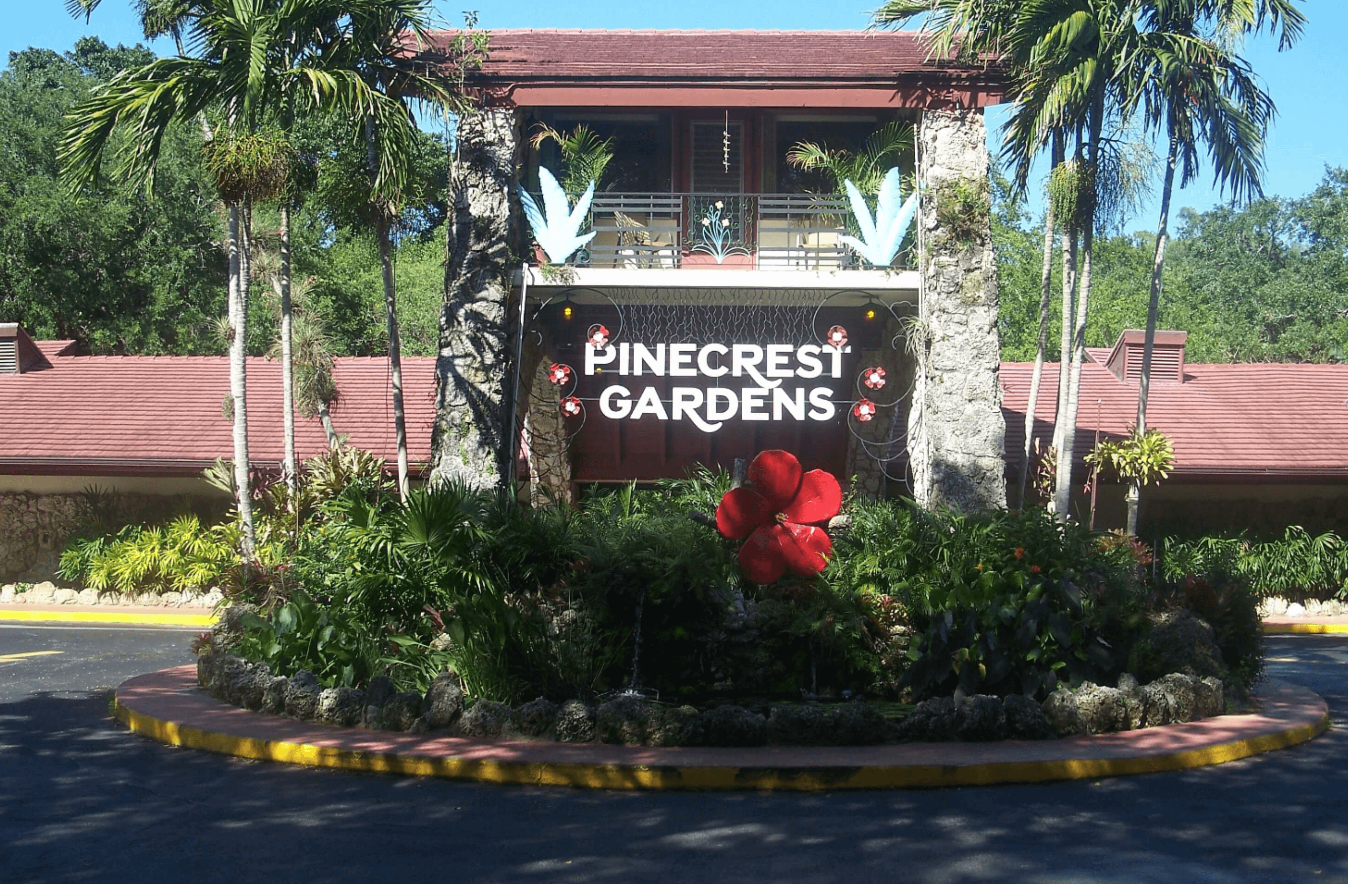 Address And Location For Pinecrest Gardens